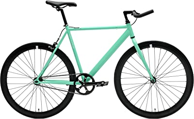 Critical Cycles Fixed-Gear Road Bike