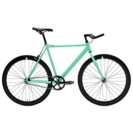 Amazon.com : Critical Cycles Classic Fixed-Gear Single-Speed Track ...