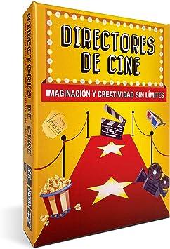 DIRECTORES DE CINE 📽️ - Juegos de Mesa Familiares. Divertidísimo Juego de Cartas para una Imaginación y Creatividad sin Límites: Amazon.es: Juguetes y juegos