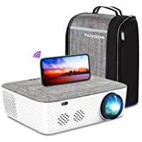 Deals on FANGOR WiFi Projector Native 1080P Projector