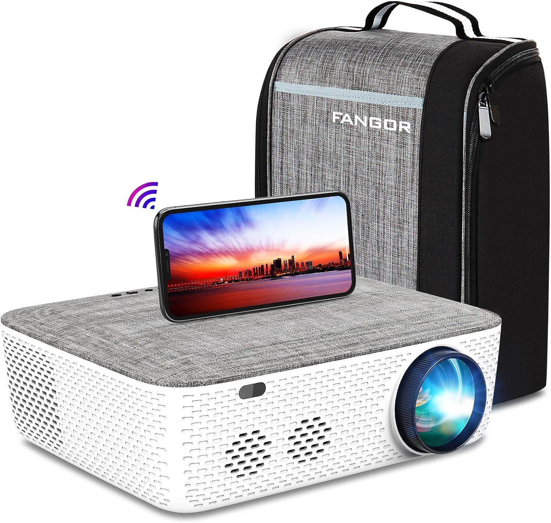 FANGOR 701 Video Projector Bluetooth