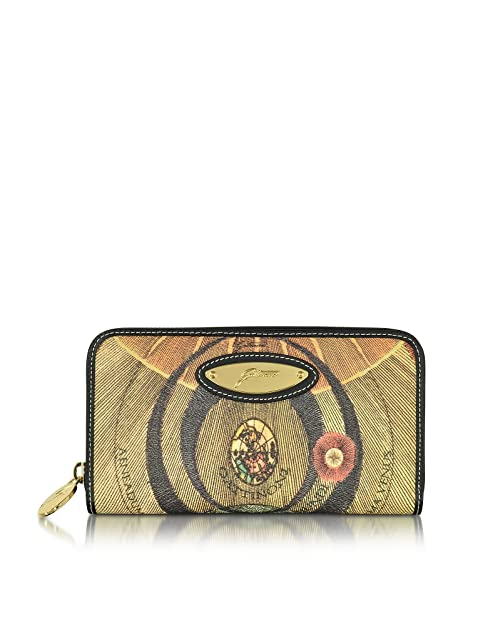 21d80709bd PORTAFOGLIO GATTINONI PLANETARIUM ZIP AROUND WOMAN WALLET GACPU0000129 100:  Amazon.it: Scarpe e borse