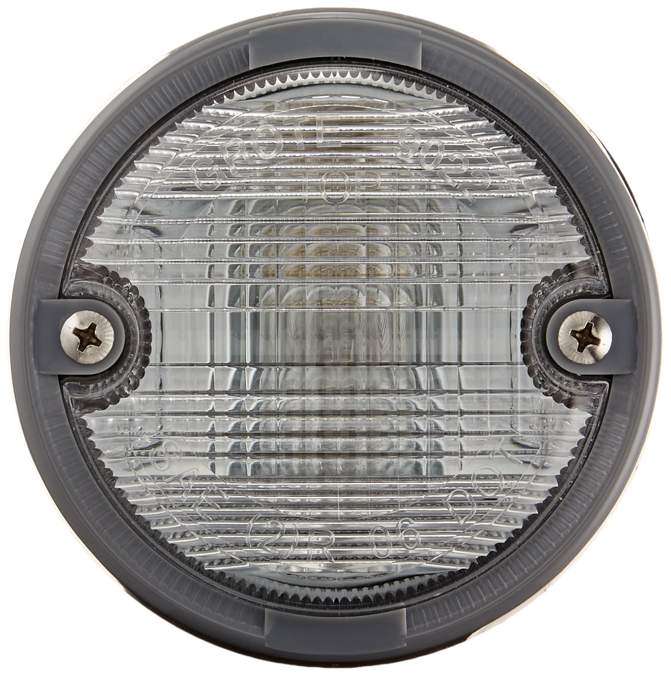 Grote 62011 OE-Style Dual-System Backup Light (Gray Bezel)