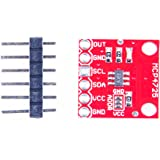 KNACRO MCP4725 12 Bit I2C DAC Module Development Board Breakout Board for Arduino