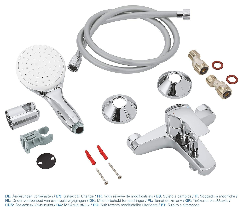 GROHE Eurosmart sistema de ducha Sistemas de ducha