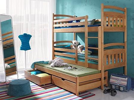 Etagenbett Doppelbett : Stockbett etagenbett hochbett doppelbett jack cm kaufen