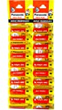 PANASONIC, Gold Plus AAA Battery is for WHO Think Smart- Pack of 20 no's