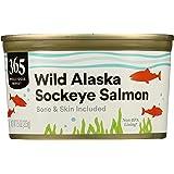 365 Everyday Value, Alaskan Wild Salmon, Red Sockeye, 7.5 oz