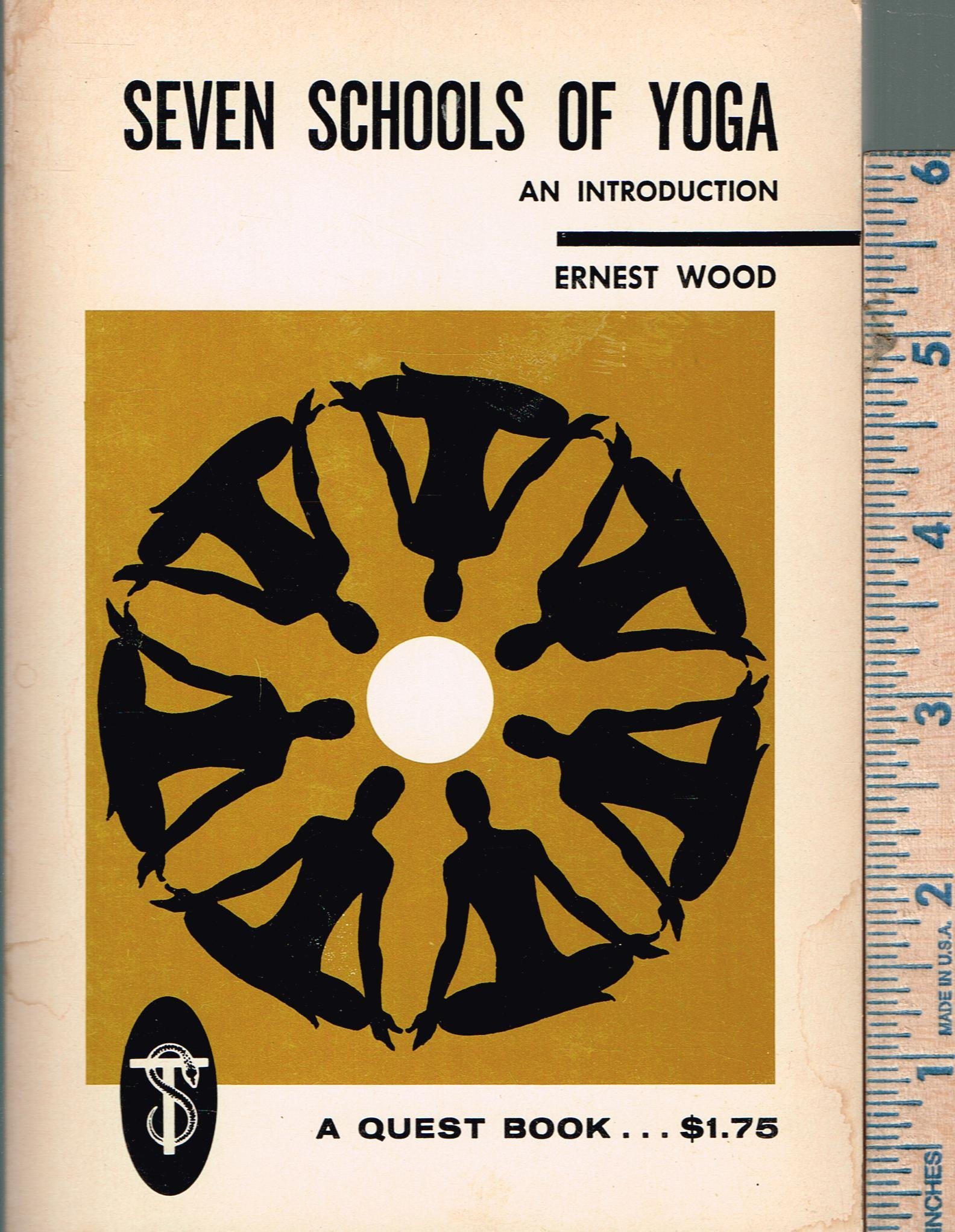 Seven schools of yoga, an introduction.: Ernest Wood: Amazon ...