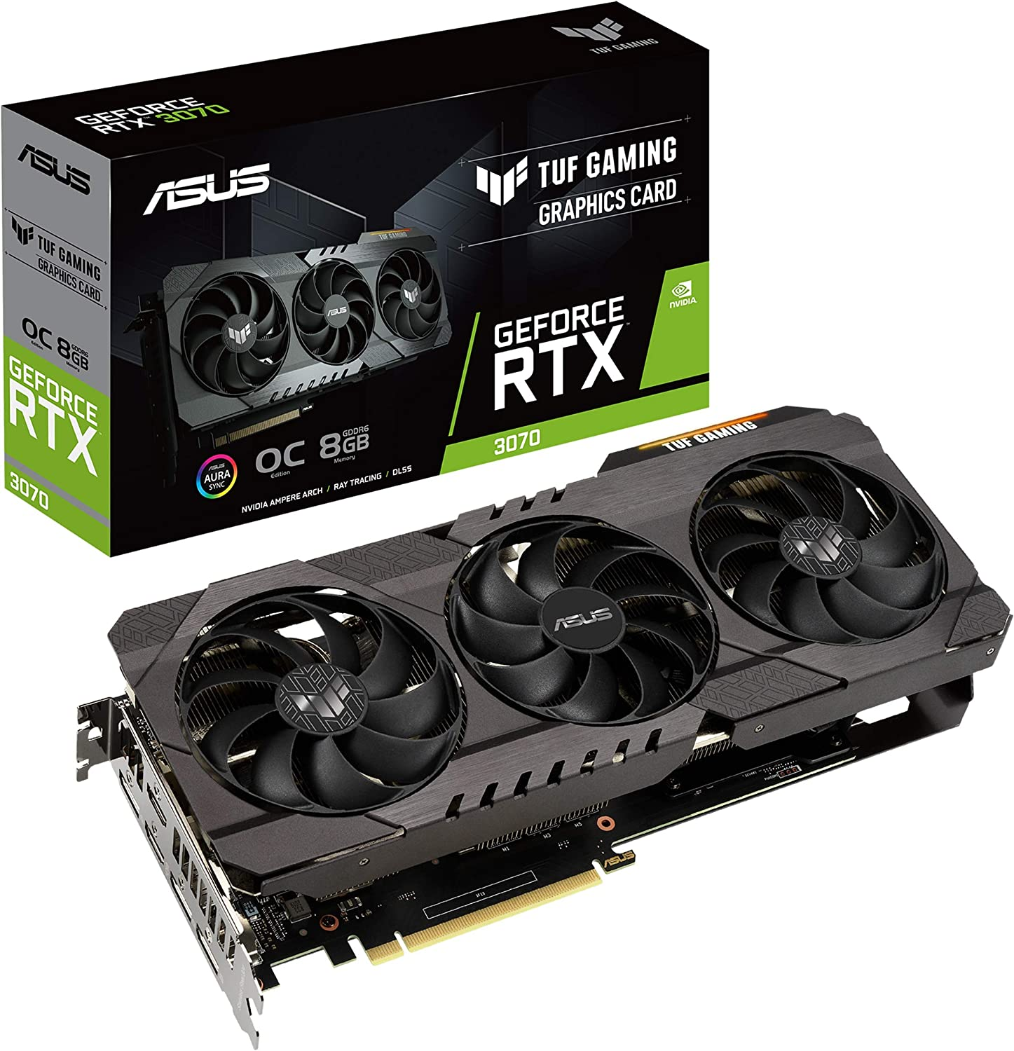 RTX 3070 Graphics Cards for 8K Gaming