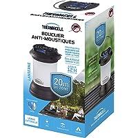 Thermacell THLANTERN Bouclier Anti-Moustiques-Lanterne + Recharge Incluse pour 12H de Protection, Noir