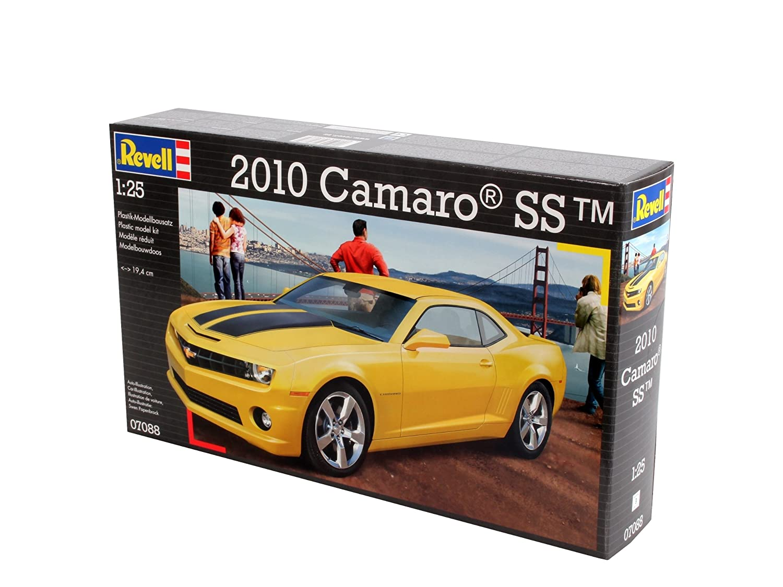 Revell - Maqueta 2010 Camaro SS, escala 1:25 (07088): Amazon.es: Juguetes y juegos