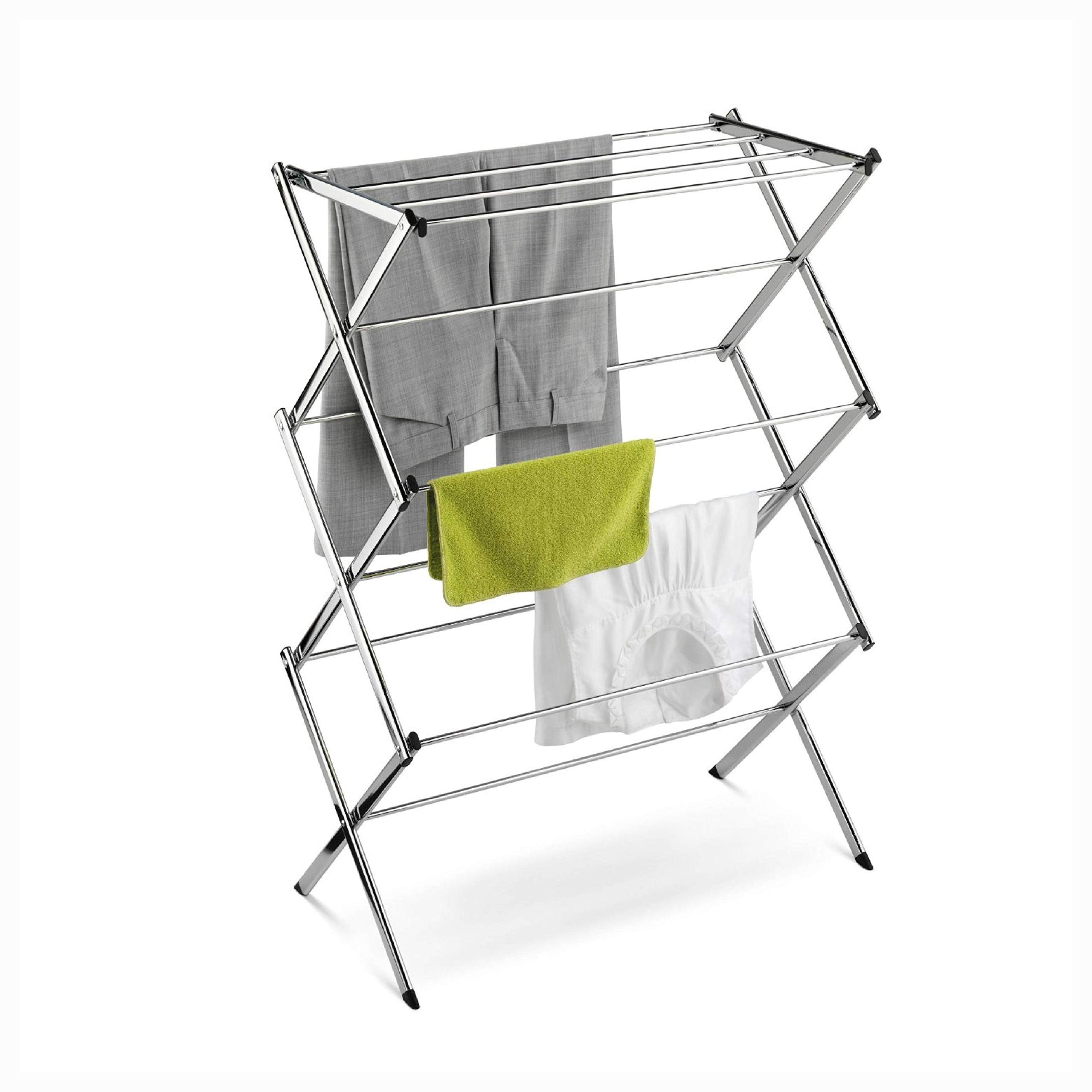 Commercial Clothe Dryin g Rack Laundry Dryer in Chrome, Commercial Clothes Drying Rack Laundry Dryer in Chrome