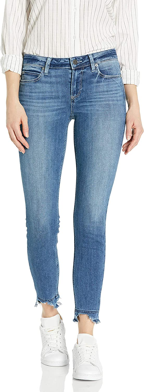 PAIGE Denim Womens Transcend Verdugo Ankle Skinny Jeans
