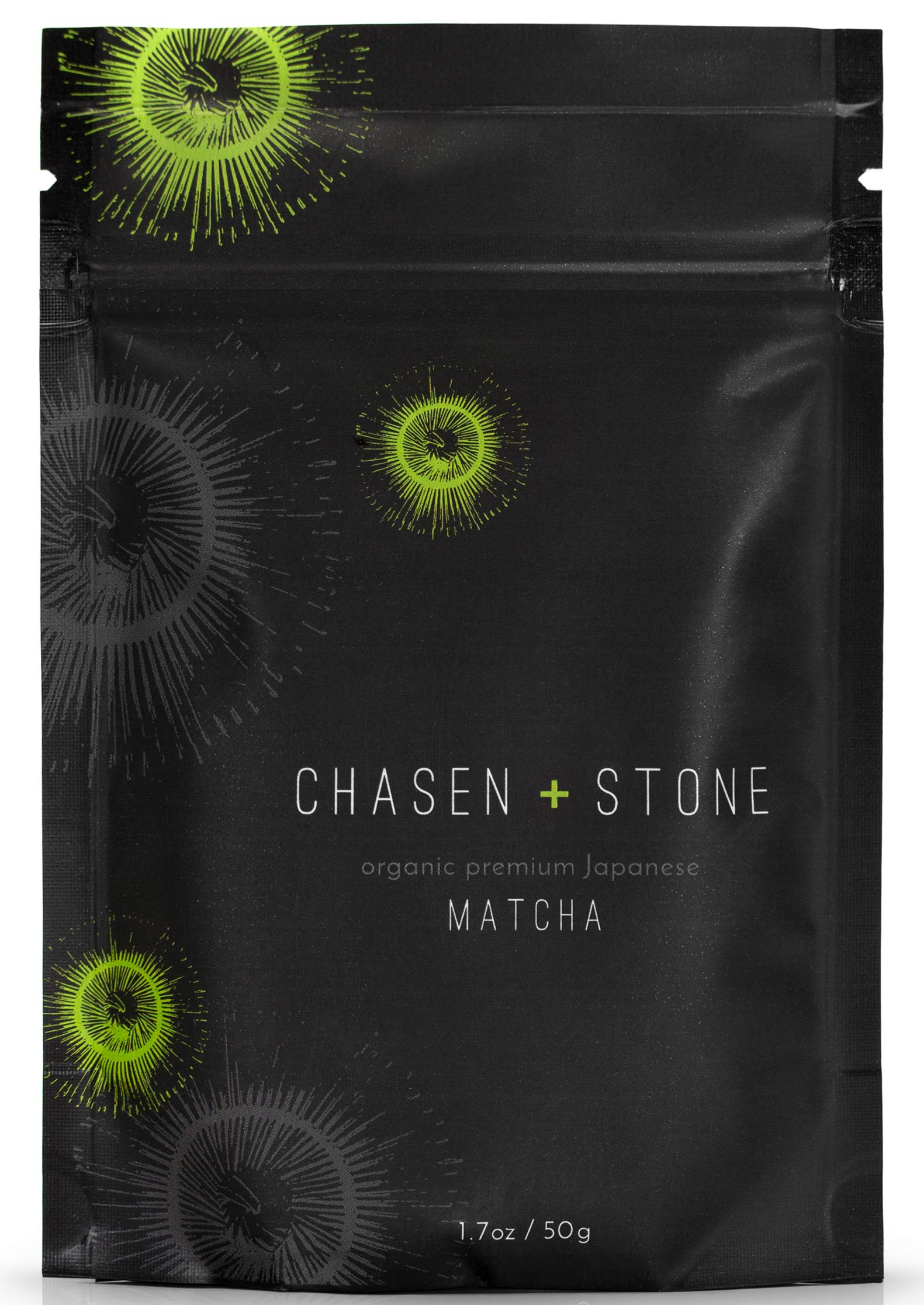 Chasen + Stone Premium Organic Matcha {50g}