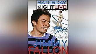 Saturday Night Live (SNL) The Best of Jimmy Fallon