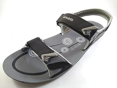 f8b187dec VKC Men's and Boys Skalino Grey Sandals (9 IND/UK): Buy Online at ...