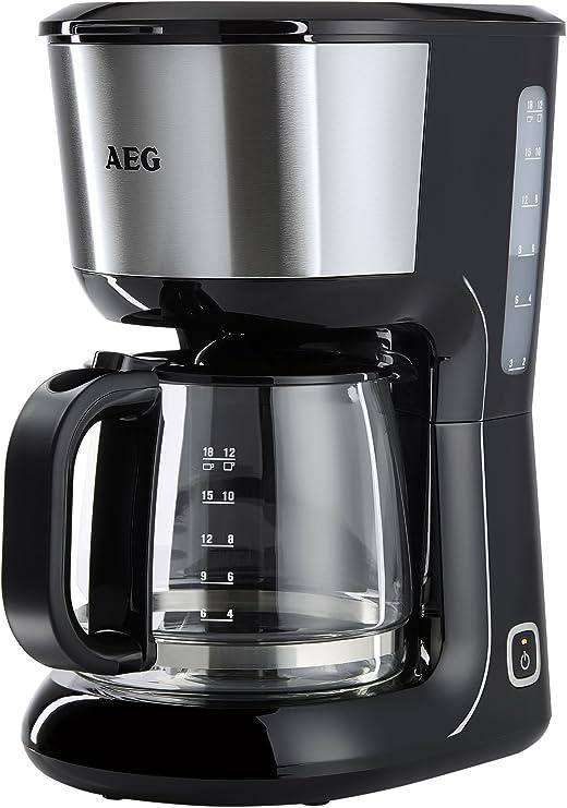 AEG KF3700 - Cafetera (Independiente, Manual, Drip coffee maker): Amazon.es: Hogar
