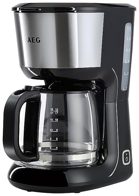 AEG KF3700 - Cafetera (Independiente, Manual, Drip coffee maker ...