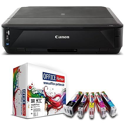 Canon PIXMA iP7250 – Impresora de Tinta 5 Cartuchos