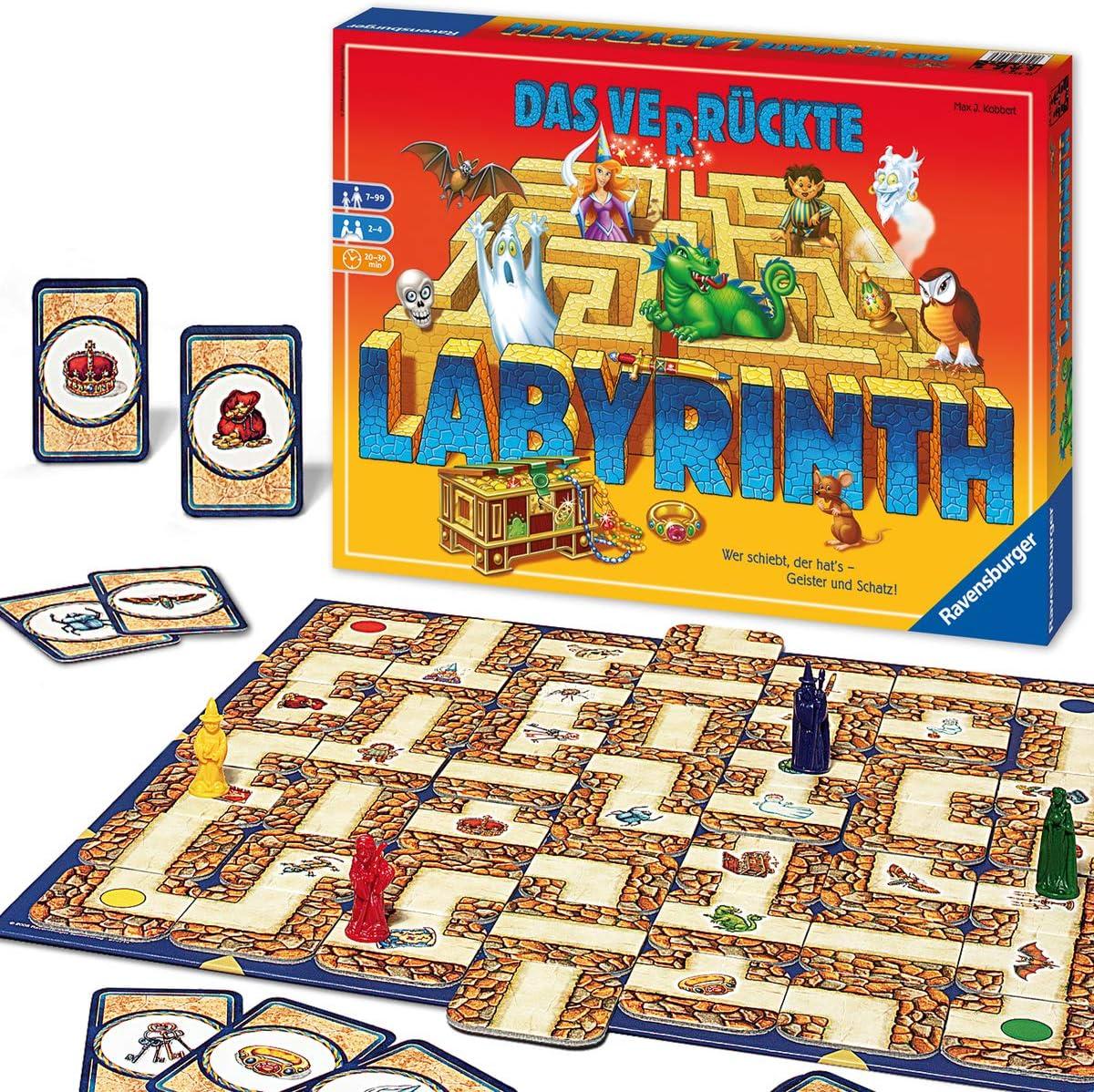 Jeu de société labyrinthe en promo