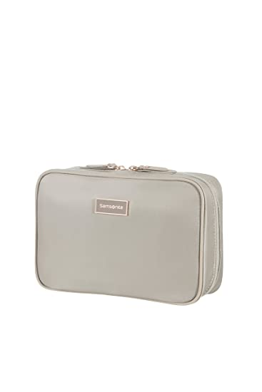 f2f88e43419c Amazon.com: SAMSONITE Karissa Cosmetic Cases - Weekender Toiletry ...