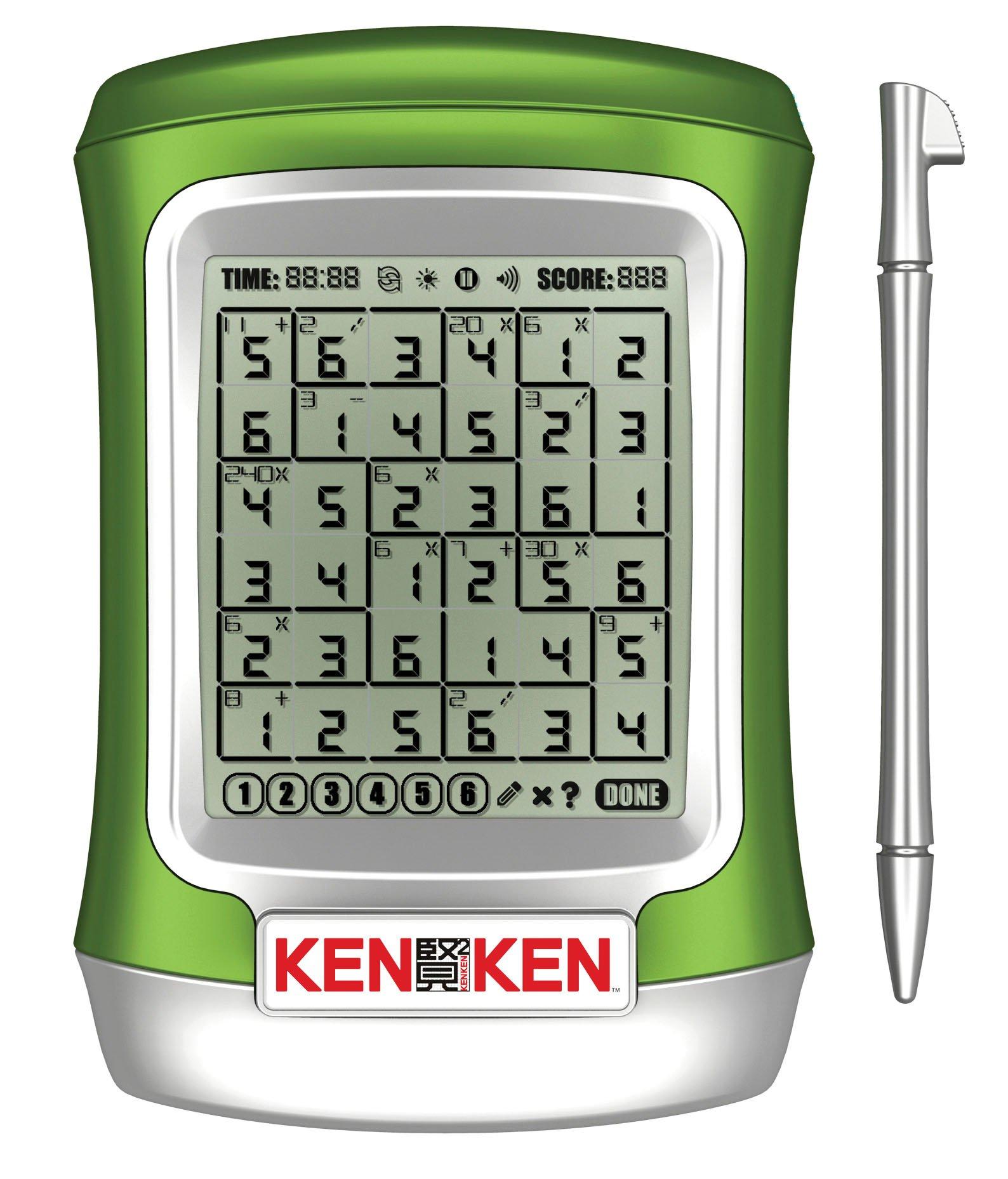 KEN KEN Electronic Handheld Game by iToys Inc.