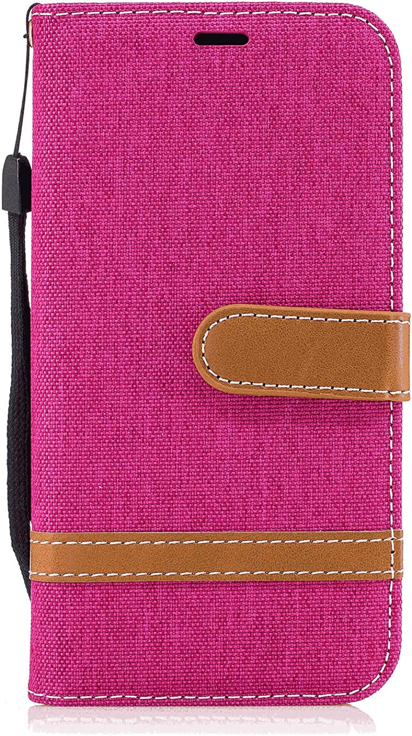Cover for Leather Kickstand Card Holders Wallet case Extra-Durable Business Flip Cover iPhone 7 Plus Flip Case