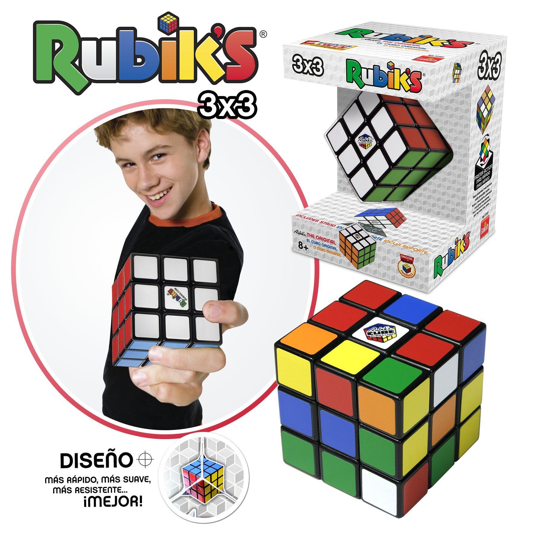 Comprar Goliath-72156 Rubik'S Cubo De Rubik, Multicolor, Talla Única (118-72101)