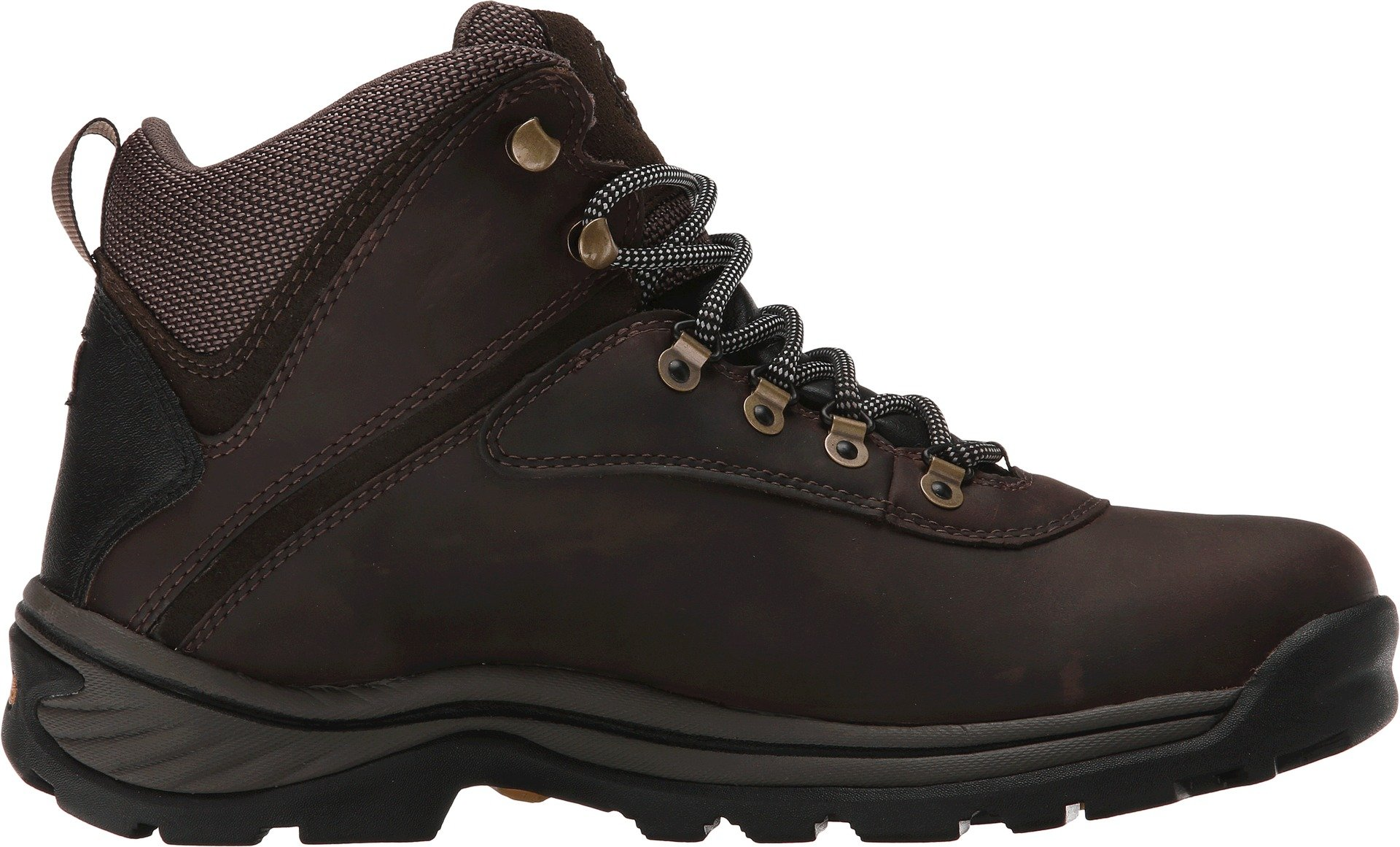 Timberland Men's White Ledge Mid Waterproof Boot,Dark Brown,9.5 W US by Timberland (Image #2)