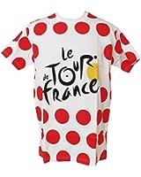"""T-shirt Meilleur grimpeur """" Maillot à pois"""" - Collection officielle Le Tour de France - Cyclisme - Tee shirt enfant"""