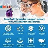 Excelerol Brain Health Supplement 96 Capsules