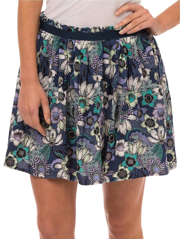 Animal Swirl Skirt