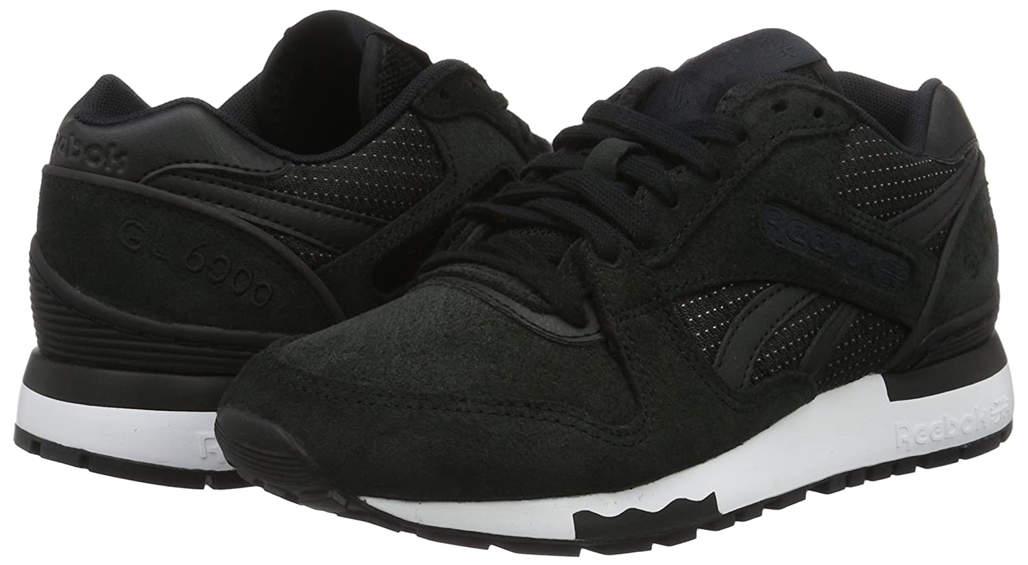 Unisex Adults Gl 6000 Pt Low-Top Sneakers Reebok Buy Cheap Best Prices Cheap Newest Cheap Low Cost A3Zb2