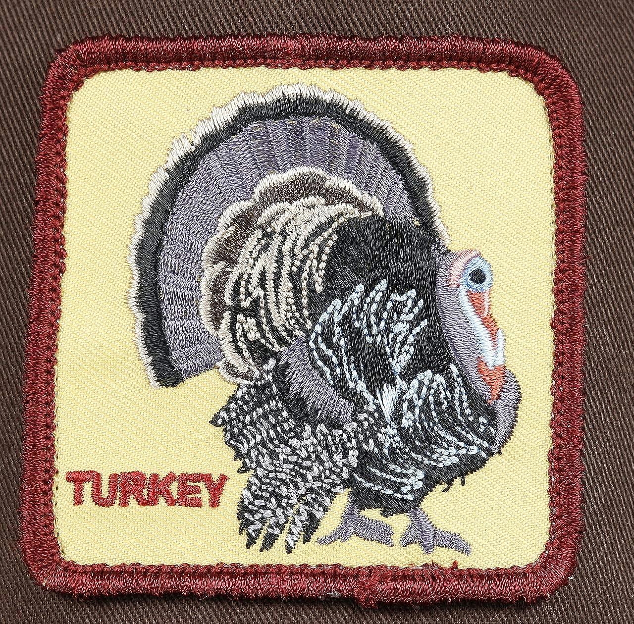 Goorin Bros Trucker cap Turkey//Truthahn