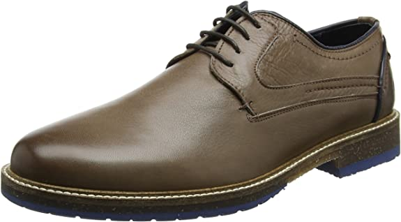 TALLA 38.5 EU. Chatham Rubin, Zapatos de Cordones Brogue para Hombre