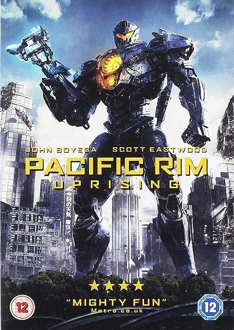 Imagen dePacific Rim Uprising [Edizione: Regno Unito] [Italia] [DVD]