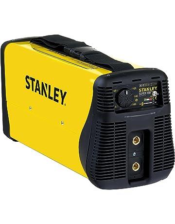 Stanley 460181 Inverter - Equipo de soldadura (160 A, función TIG lift con luz
