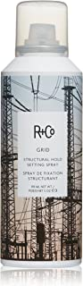 product image for R+Co Grid Structural Hold Setting Spray, 5 oz.