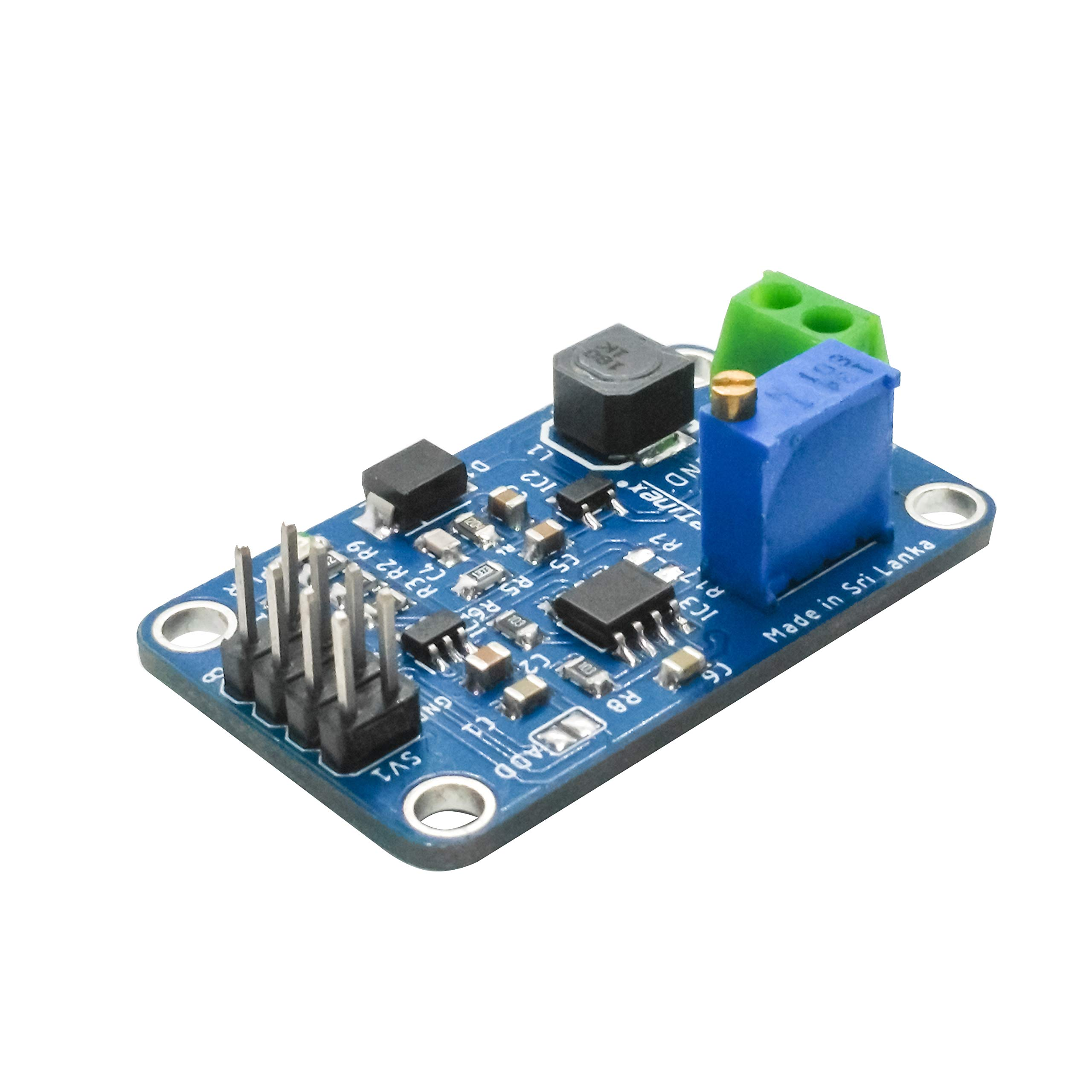 Aptinex DAC Module DA1C010BI I2C Digital to Analog 0-10V MCP4725