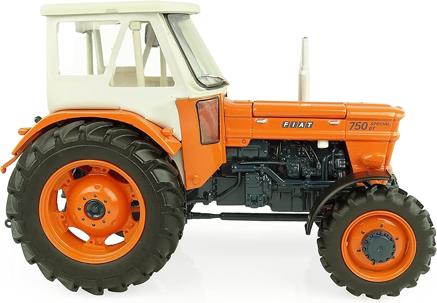 /Vehicle Miniature/ /4WD with Fritzmeier Cabin/ uh5296 Universal Hobbies 750/DT/ /Scale 1//32