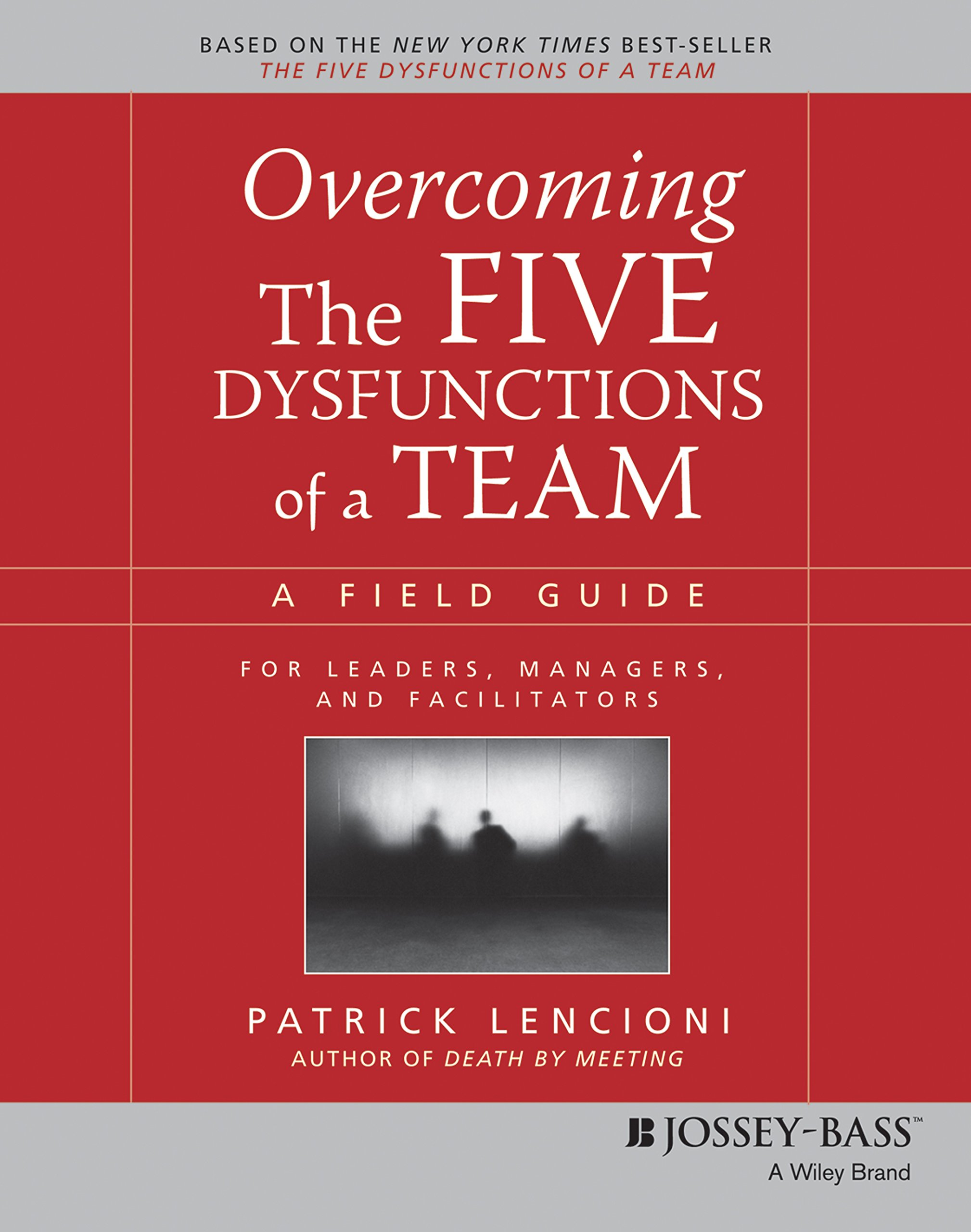 Image result for overcoming the five dysfunctions of a team