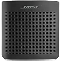 Bose SoundLink Color II Bluetooth Speaker (Soft black) - Refurbished