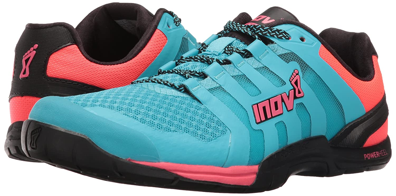 Inov-8 Women's F-Lite 235 V2 Cross-Trainer Shoe B01G50MMQS 7.5 E US|Blue/Black/Neon Pink