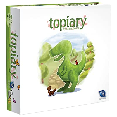 Topiary: Toys & Games