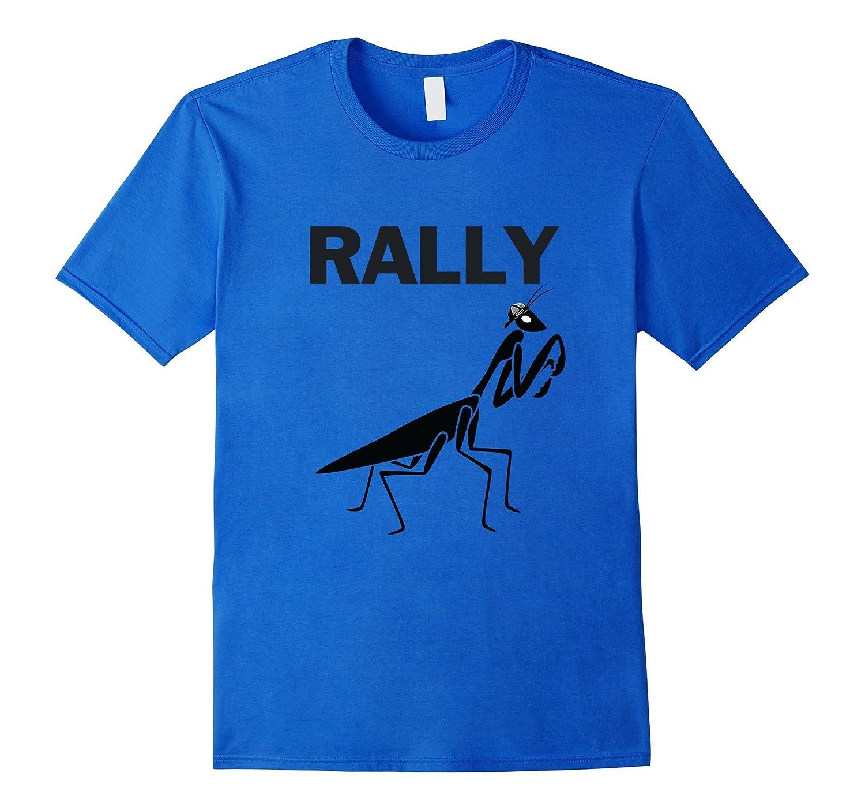 Rally Mantis Kansas City Mantis Baseball Rally T-Shirt-CD