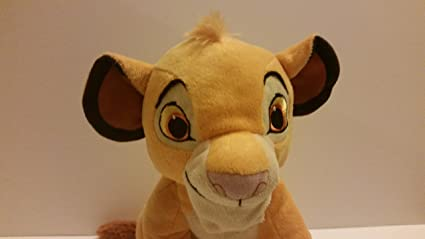 Simba Disney Kohls Kohl/'s Cares Plush Lion King Soft Stuffed Doll NEW