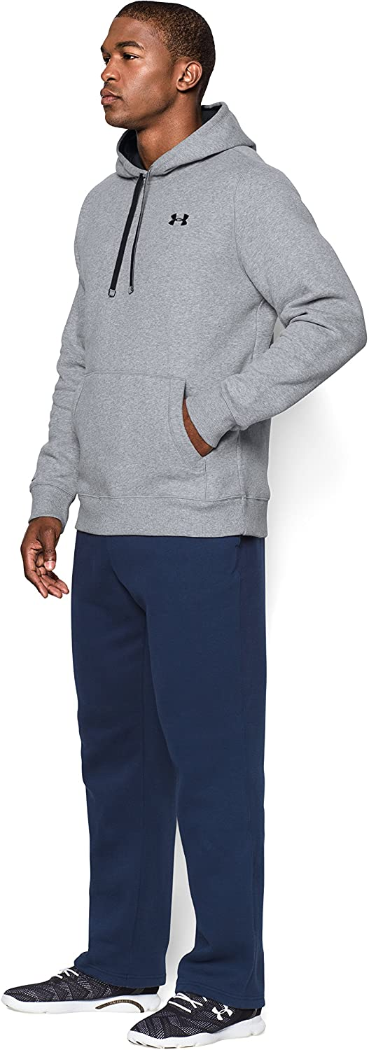 Under Armour Men's Storm Cotton Rival Pullover Hoody