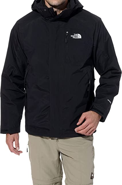 The North Face Atlas Triclimate Jacke, Farbe TNF Black, Größe 2XL