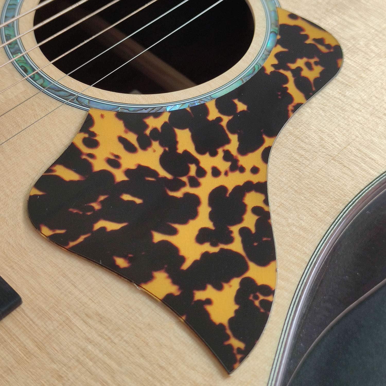 Vencetmat Acoustic Guitar Pickguard fit for Taylor-Clear